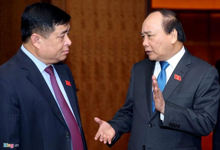 Anh: Dai bieu tro chuyen vui ve ben hanh lang Quoc hoi-Hinh-7