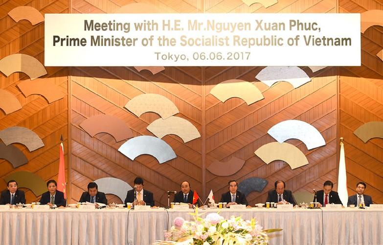 Anh: 3 ngay Thu tuong Nguyen Xuan Phuc tham Nhat Ban-Hinh-11