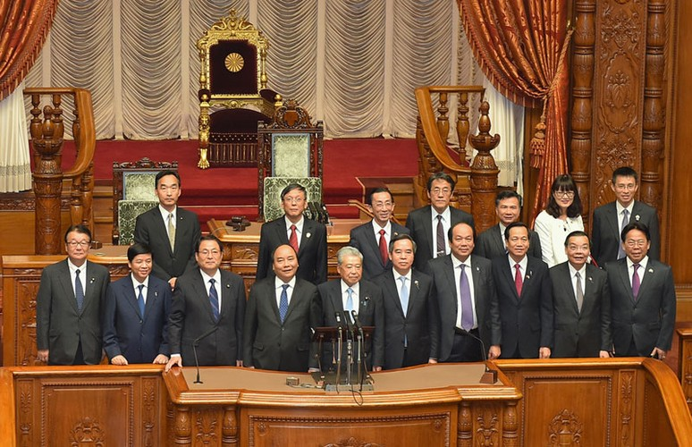 Anh: 3 ngay Thu tuong Nguyen Xuan Phuc tham Nhat Ban-Hinh-13