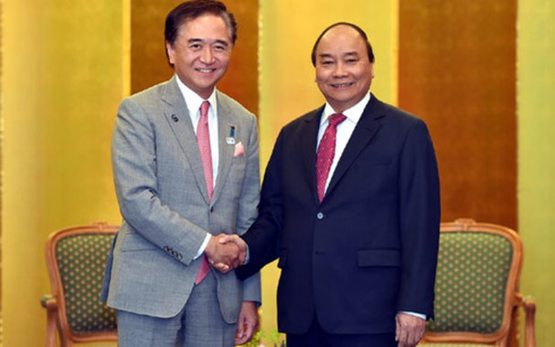 Anh: 3 ngay Thu tuong Nguyen Xuan Phuc tham Nhat Ban-Hinh-16