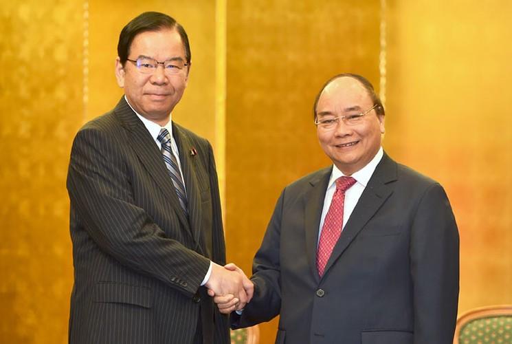 Anh: 3 ngay Thu tuong Nguyen Xuan Phuc tham Nhat Ban-Hinh-17
