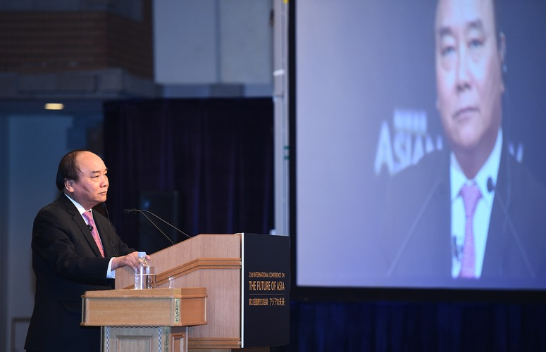 Anh: 3 ngay Thu tuong Nguyen Xuan Phuc tham Nhat Ban-Hinh-5