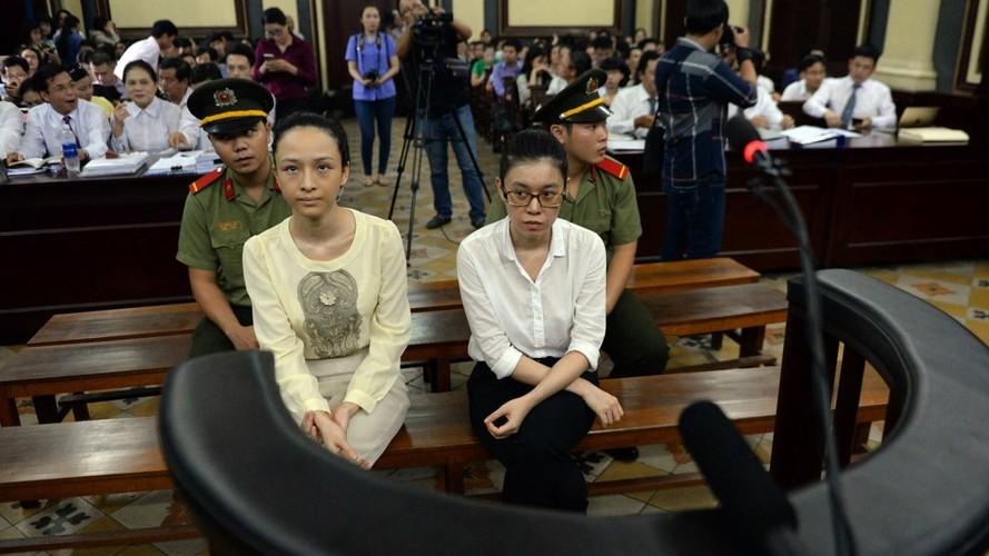Nhan chung khai gi bat loi cho Phuong Nga va Cao Toan My?