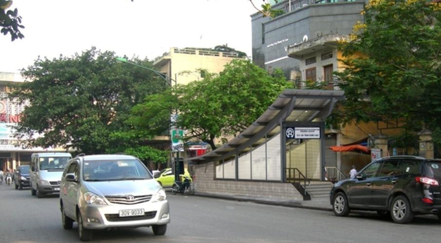 Do hoa phoi canh nha ga tuyen Metro ty do o Ha Noi-Hinh-14