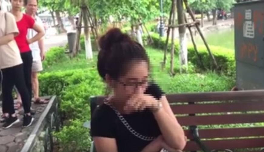 """Cai ket dang cua """"hot girl"""" ban tam lua dao o Ho Guom-Hinh-6"""
