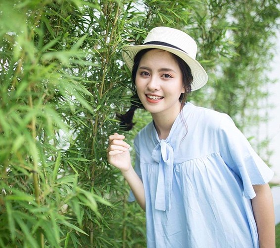"""Nguoi dep Yen Bai co """"goc nghieng than thanh"""" cuc giong Tam Tit-Hinh-9"""