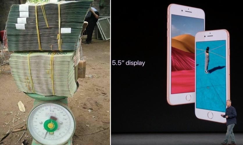 """iPhone 8 ra mat, dan mang ru nhau... """"ban than"""" kiem tien-Hinh-6"""