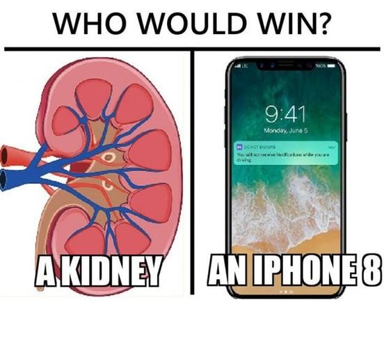 """iPhone 8 ra mat, dan mang ru nhau... """"ban than"""" kiem tien-Hinh-2"""
