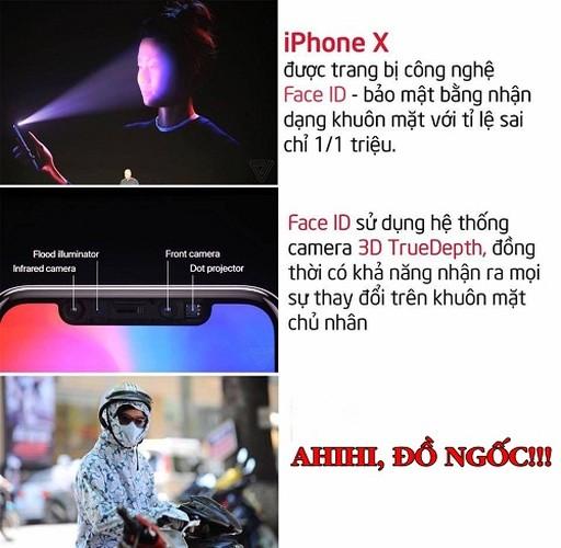 "Cuoi ra nuoc mat vi iPhone X ""bat luc"" truoc ninja Viet-Hinh-4"