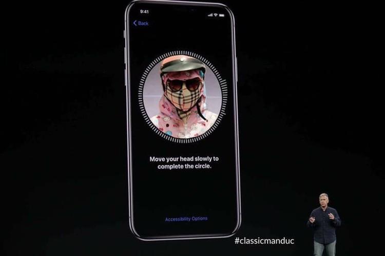 "Cuoi ra nuoc mat vi iPhone X ""bat luc"" truoc ninja Viet-Hinh-5"