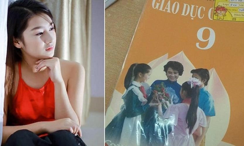 "Hot girl Lao Cai ""noi tieng"" vi nham la anh bia sach GDCD-Hinh-2"