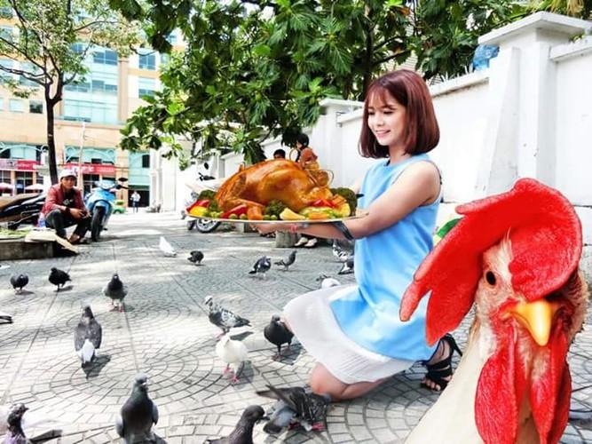 Cai ket dang cho trai xinh gai dep len Facebook nho Photoshop anh-Hinh-2