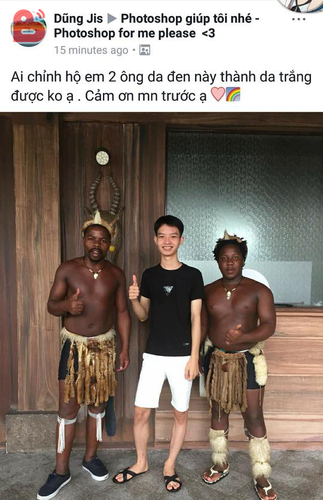 Cai ket dang cho trai xinh gai dep len Facebook nho Photoshop anh-Hinh-9