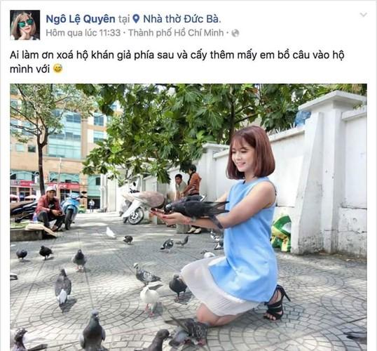 Cai ket dang cho trai xinh gai dep len Facebook nho Photoshop anh