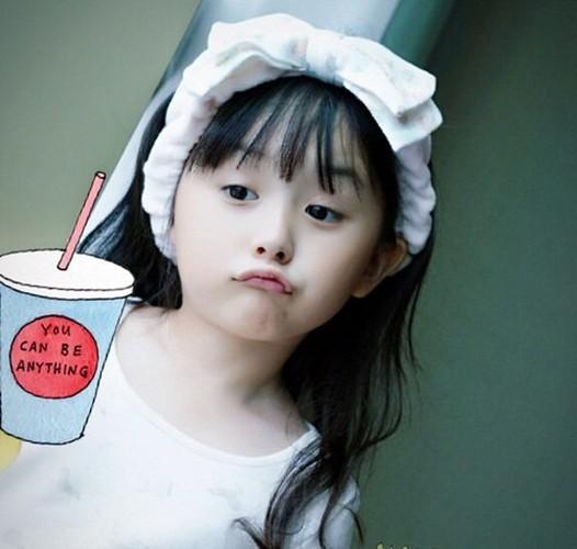 Bo anh sieu de thuong cua tieu my nhan Trung Quoc-Hinh-8