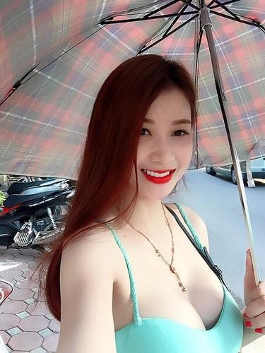 Hot girl phong gym goi cam co ten goi sieu la tai-Hinh-4
