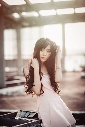 Hot girl pho bien xinh dep theo mot luc bon nghe-Hinh-3
