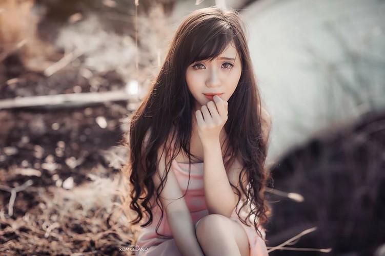 Hot girl pho bien xinh dep theo mot luc bon nghe-Hinh-4