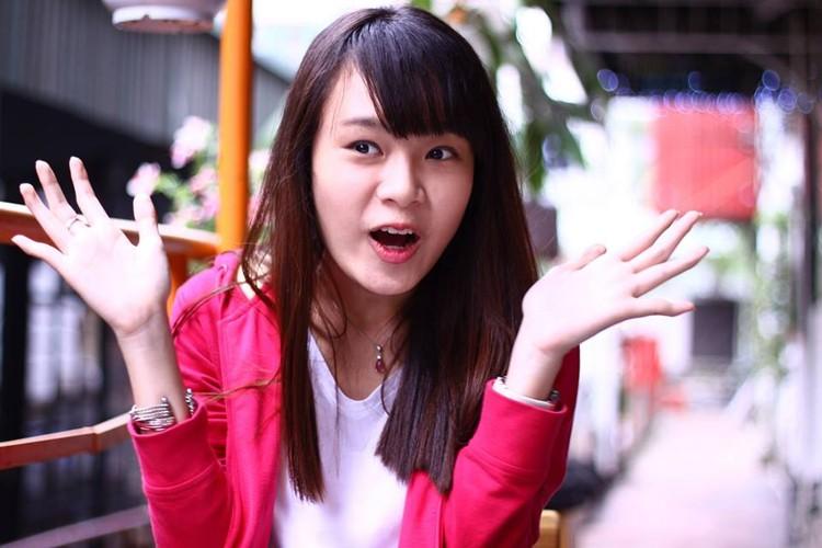 """Hot girl """"con nha nguoi ta"""" xinh dep va da tai-Hinh-8"""