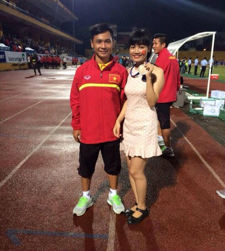 """Co gai xu Nghe khien """"chang lun"""" U19 Viet Nam sieu long-Hinh-3"""