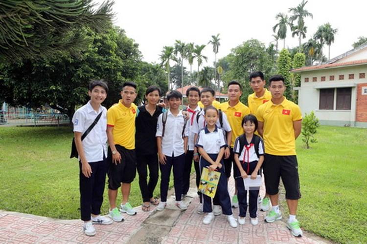 DTQG Viet Nam tham lang tre SOS - Go Vap