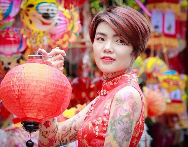 Cuoc song hien tai cua hot girl xam tro tung gay bao mang-Hinh-2