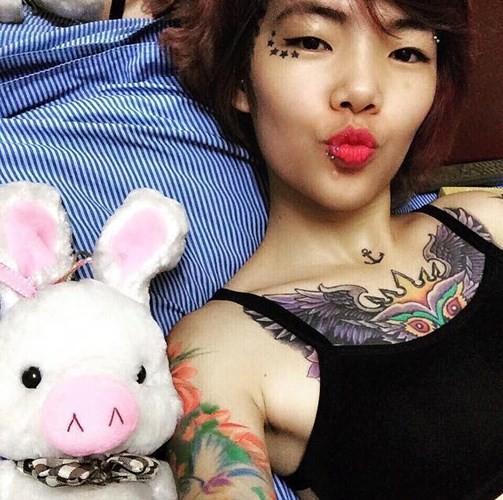 Cuoc song hien tai cua hot girl xam tro tung gay bao mang-Hinh-7