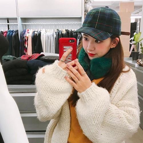 Co nang stylist toc xinh dep nhu sao Han Quoc-Hinh-7
