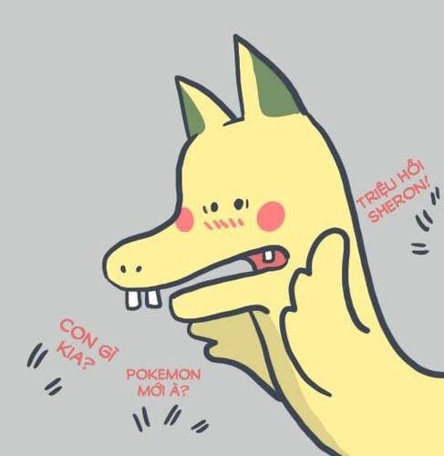 Dan mang che anh rong o Hai Phong thanh Pikachu-Hinh-2