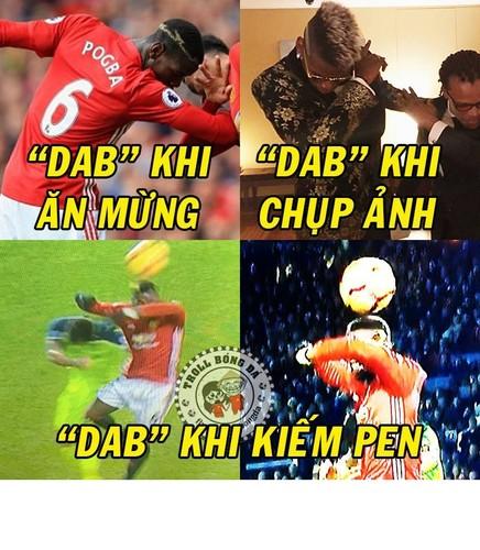 Anh che bong da: Pogba cat toc va cai gia MU phai tra-Hinh-2
