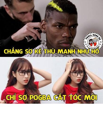 Anh che bong da: Pogba cat toc va cai gia MU phai tra-Hinh-5