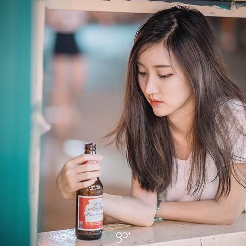 """Dung hinh"" truoc nhan sac hot girl Lao xinh dien dao-Hinh-6"