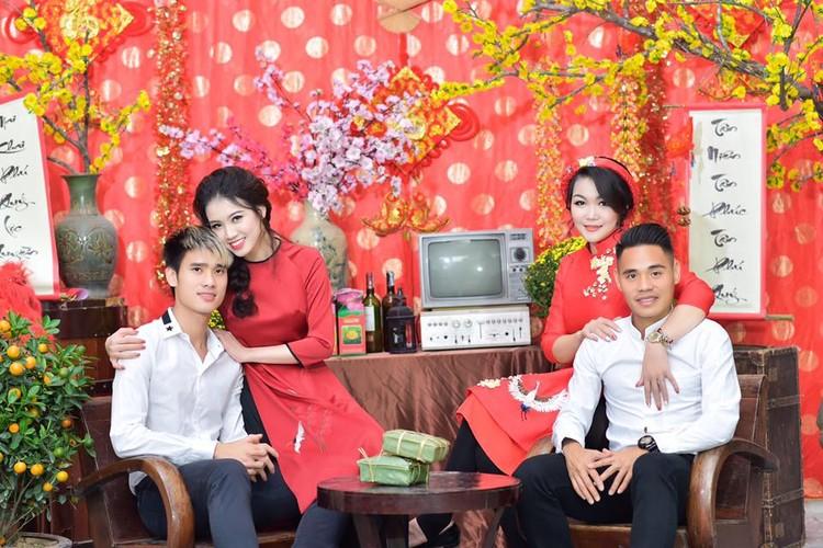 Trung ve DT Viet Nam khoe ban gai la tiep vien hang khong-Hinh-6