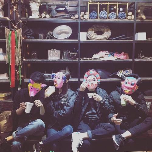 Ngau Coffee: Dia diem check-in day thu vi cua gioi tre thanh Vinh-Hinh-9