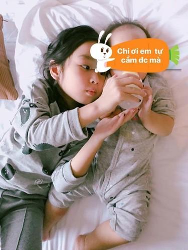 Hinh anh hiem hoi cua con gai ut Luu Huong Giang-Hinh-9