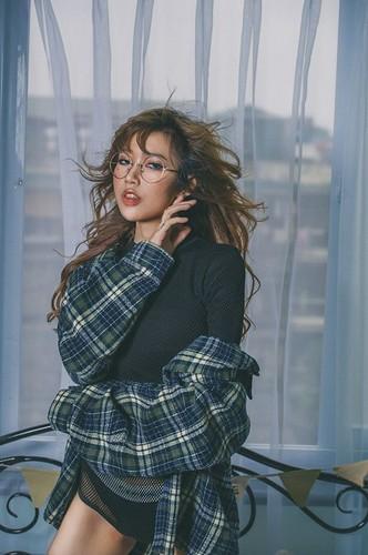 Hot girl 9X Ha thanh goi cam giong het ca si HyunA-Hinh-2