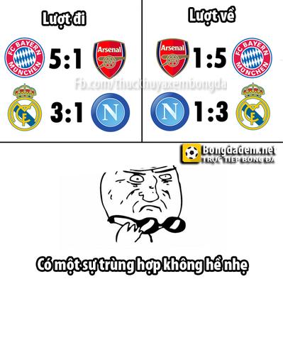 Anh che bong da: Noi tui hon cua Arsenal
