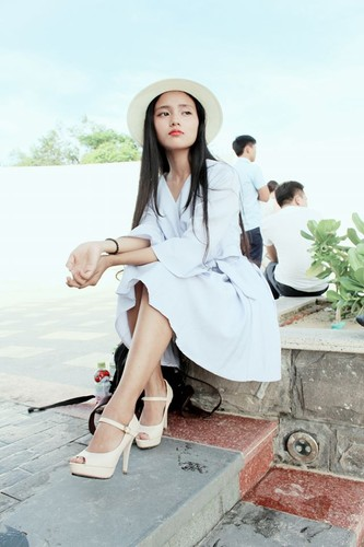 Danh tinh co gai Viet duoc dan mang Han Quoc ngoi khen-Hinh-7