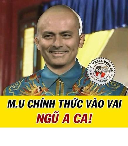 Anh che bong da: Nho qua chuoi MU thoat kiep