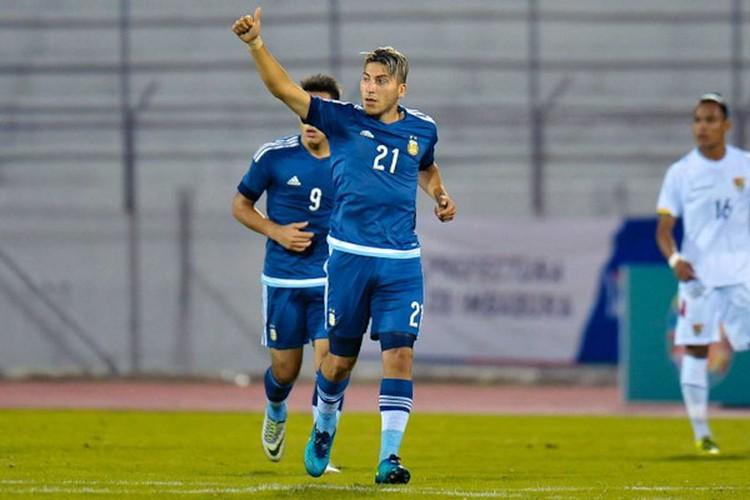 Tuyen Argentina mang sao nao toi Viet Nam va U20 World Cup-Hinh-6