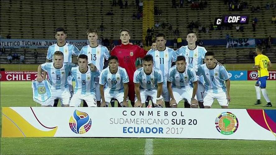 Tuyen Argentina mang sao nao toi Viet Nam va U20 World Cup