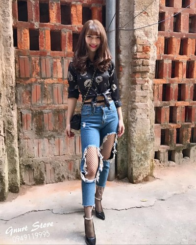 Hot girl cap 3 Ha thanh xinh dep hop hon dan mang-Hinh-2