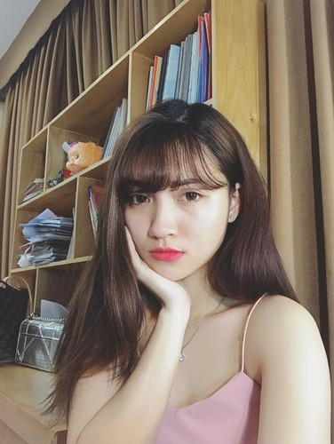 Hot girl cap 3 Ha thanh xinh dep hop hon dan mang-Hinh-8