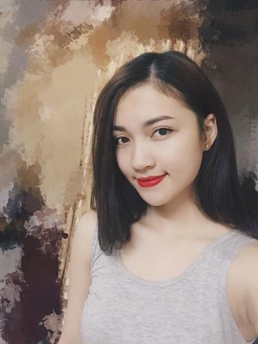 Hot girl cap 3 Ha thanh xinh dep hop hon dan mang-Hinh-9