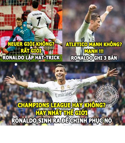 Anh che bong da: Ronaldo sinh ra la de chinh phuc cup C1?-Hinh-3
