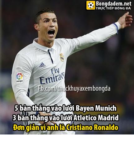 Anh che bong da: Ronaldo sinh ra la de chinh phuc cup C1?-Hinh-5