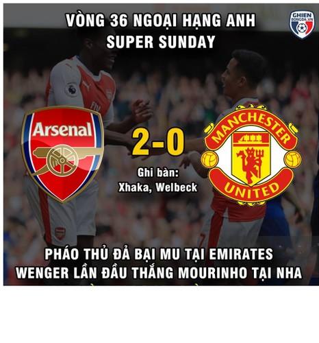 "Anh che bong da: Lan dau Wenger ""lam chuyen ay"" voi Mourinho-Hinh-2"