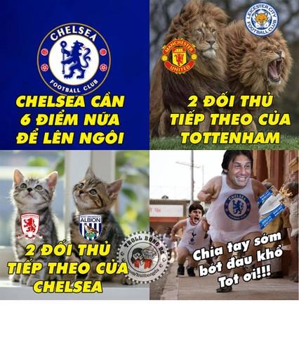 "Anh che bong da: Lan dau Wenger ""lam chuyen ay"" voi Mourinho-Hinh-8"
