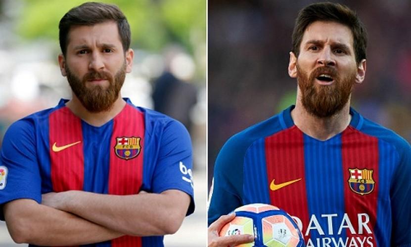 """Ban sao cua Lionel Messi"" bi bat vi ly do khong tuong"