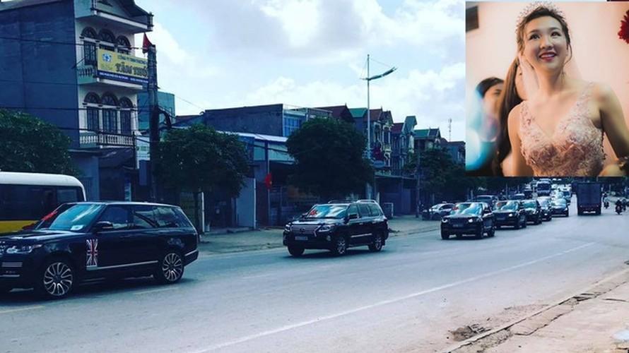 Dam cuoi toan sieu xe sang chanh cua nguoi dep Quang Ninh-Hinh-4